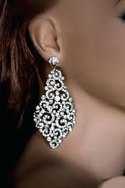 brown chandelier earrings big bridal earrings crystal earrings wedding like this item brown topaz chandelier earrings brown chandelier earrings