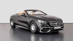 All the information you need here! 2017 Mercedes Benz Mercedes Maybach S 650 Cabrio In Pleidelsheim Germany For Sale 11092999