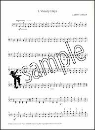 Pop Goes The Cello Sheet Music Book 10 Original Pieces by Aaron Minsky  9780193399389   eBay