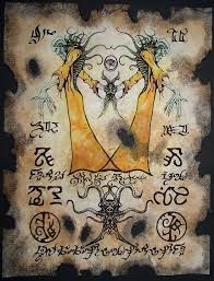 fragment from the necronomicon
