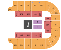 Bancorpsouth Arena Seating Charts For All 2019 Events