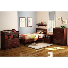 South Shore Sweet Morning 4 Drawer Royal Cherry Chest
