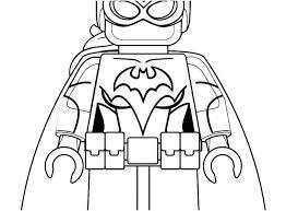 Lego Space Police Coloring Pages Batman Pdf Ninjago Movie Pretty To