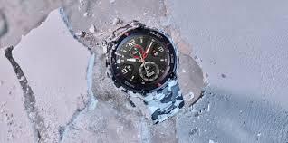 Представлены несокрушимые <b>умные часы Xiaomi Amazfit</b> T-Rex