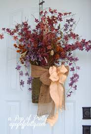 Backyards : Summer Wreath For Front Door Ideas Photo1 Craft ...