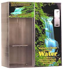 Window Water Vending Machine Impressive Chemfree Systems Inc Water Vending Model 48 Chemfree Systems Inc