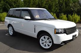 Land Rover Rang Rover HSE 2012 Pre-Owned