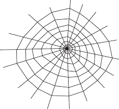 Spider Web Coloring Page Free Printable Spider Web Coloring Pages ...