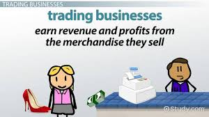Chart Of Accounts For A Merchandising Business Vs Service Business Service Trading Businesses Definitions Examples