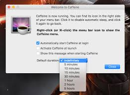 two ways to quickly keep your mac from sleeping dimming or caffeine app keep your mac awake preferences
