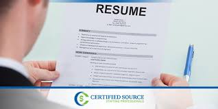 3 Easy Tips To Prepare Your Resume Before Applying
