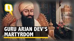 On This Day, Guru Arjan Dev Became The First Sikh Guru Martyr - The Quint -  YouTube