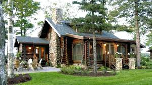 lakefront house plans sloping lot lake house plans with walkout basement house plan modern cabin vacation lakefront house plans