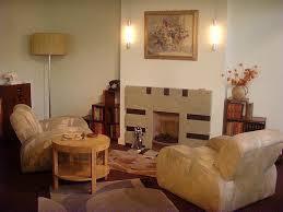 1930s Interior Geffrye Museum