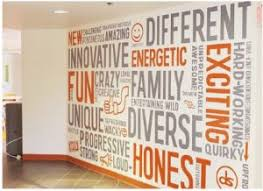 Wall murals office Graffiti Wall Murals Can Transform Your Office Space Into An Inviting And Vibrant Environment That More Appropriately Expresses What Your Business Is All About Kansas City Sign Company Custom Wall Murals Local Sign Company