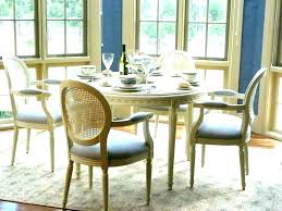 distressed dining table set white chair country kitchen sets round tab