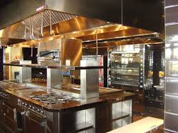 Kitchen Design For Restaurant Impressive Ideas