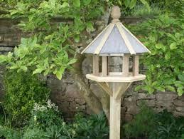 hutton wooden bird tables