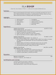 Social Worker Resume Sample Social Work Resume | Larpsymposium.org