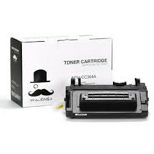 Compatible <b>HP 64A CC364A</b> Black Toner Cartridge - Moustache®