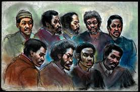 "Brother Sam Jones Ishmael, ""Coco"" Elmer Morris, James Wheelings, Rice, Guy  Fisher, Thomas Forman | Dengrove"