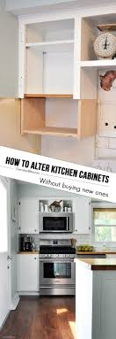 How To Alter Kitchen Cabinets Cherished Bliss