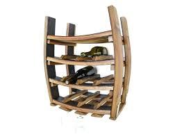 Wine Barrel Coat Rack barrel stave wine rack renewableenergyme 86