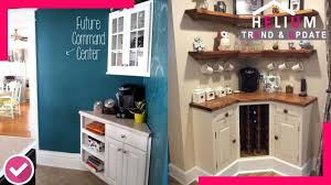 Offers everything you need to refresh a room or completely remodel your home. Watch This 30 Incredible Corner Coffee Bar Ideas That Look Inredibly Fresh Helium Youtube