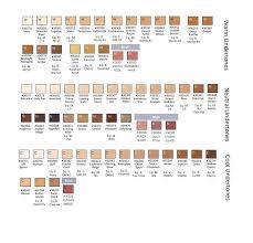 Foundation Color Conversion Chart Futurenuns Info