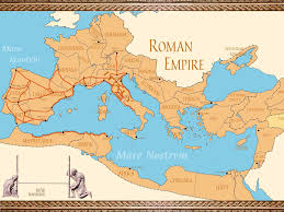 rome on the world map at  pointcardme