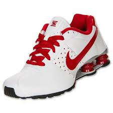 nike shoes red and white. women?s nike shox classic ii si running shoes | finishline.com white/varsity red/metallic silver clothes:) pinterest shox, and red white 7