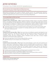 Sample Resume for Customer Service associate Awesome Resume Accounting associate  Resume