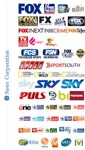 Tv Network Ownership Chart Who Owns The Tv Networks A Compilation Page 1