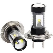 H7 Led Lights Amazon Com Gslife H7 Led Light Bulbs 1300 Lumens 30w For