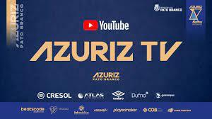 AZURIZ PATO BRANCO FC x MARINGÁ FC - YouTube