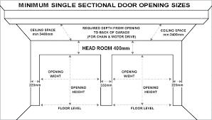 garage door standard sizes standard garage door size garage door standard garage door sizes single double