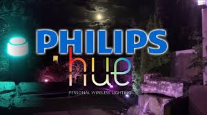 Wifi Outdoor Lights Philips Hue Led Outdoor Lights Wifi Colored Lighting
