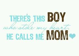 Mom Of Boys Quotes Magnificent 48 Mother And Son Quotes Quotes Hunter