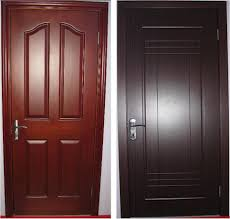 chestnut stain color on a mahogany entrance door - bought at  www.nicksbuilding.com