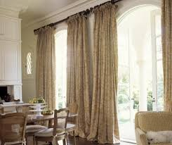 french doors with curtains. Long Curtain For French Doors With Curtains