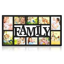 picture frame collage wall hanging