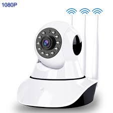 1080P Ip Camera Wifi Thông Minh 3 Antenna Tăng Cường Tín Hiệu Quan Sát Ban  Đêm IR Camera Giám Sát Nhà An Ninh Không Dây Bé Màn Hình giá rẻ 376.000₫