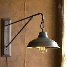 Industrial modern lighting Barn Style Farmhouse Industrial Modern Plug In Wall Sconce Light Barn Outdoor Scansaveappcom Farmhouse Industrial Modern Plug In Wall Sconce Light Barn Outdoor