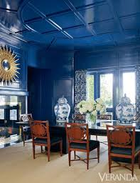 Veranda Dining Rooms Extraordinary Blue And White Porcelain How To Decorate With Chinese Blue White