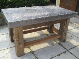 polished concrete coffee table diy ideas