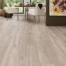 amadeo boulder embossed laminate flooring pack light grey wood oak homebase rustic colored gray bqs