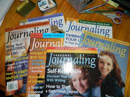 Personal Journaling Personal Journaling Magazine Writing About Your Life