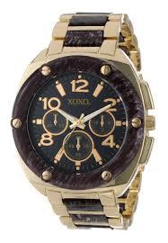 watches buy watches online in saudi arabia ksa at wadi com xoxo xoxo analog black dial watch for women xo5648