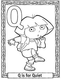 Small Picture coloring coloring pages q words q learning coloring and preschool