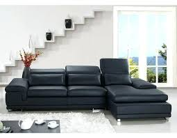 sectional sofa design simple genuine leather real reclining black
